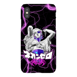 Cybervision Phone Case Phone Case Vapor95 iPhone X
