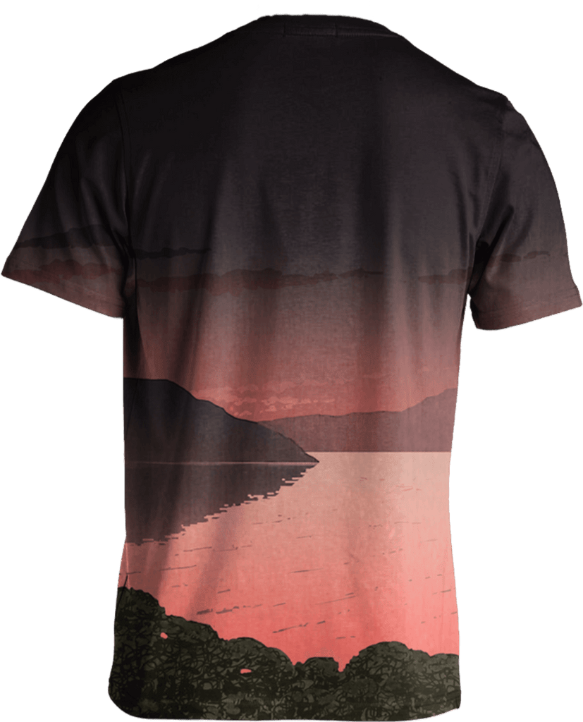 Desolate Tee by Vapor95. VaporWave. VaporFashion