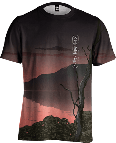 Desolate Tee All Over Print Tee T6