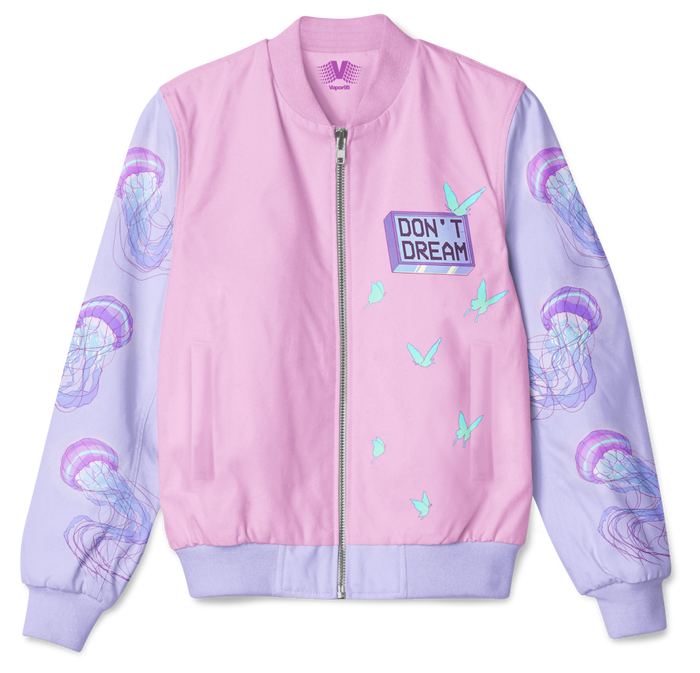 Bomber Jacket - Dream Realm Bomber Jacket