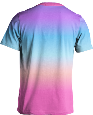 All Over Print Tee - Pastel Atmosphere Tee