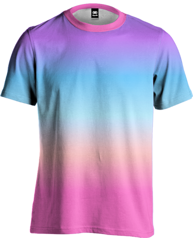 Pastel Atmosphere Tee All Over Print Tee T6