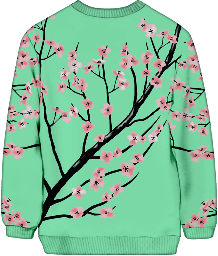 Full Bloom Sweatshirt All Over Print Sweatshirt T6