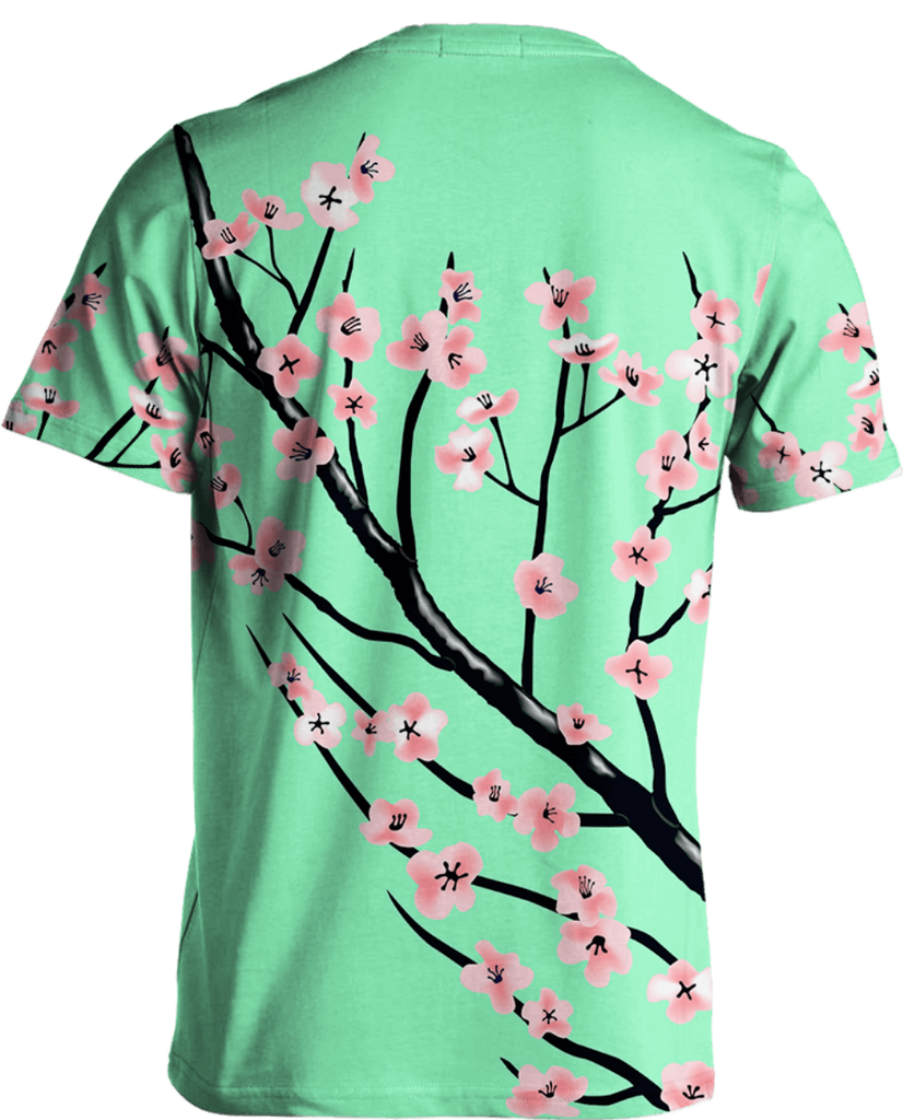 Full Bloom Tee by Vapor95. VaporWave. VaporFashion