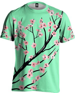 Full Bloom Tee All Over Print Tee T6