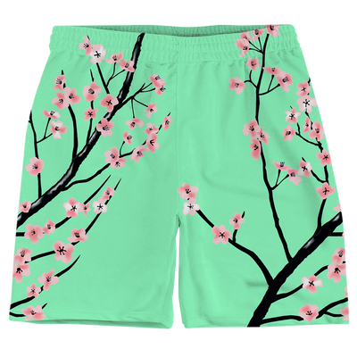 Full Bloom Shorts Shorts T6