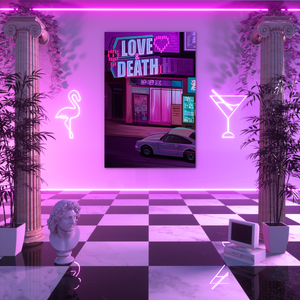 Poster - Love & Death Poster