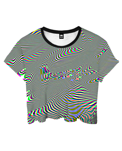 Mesmerized Crop Top Crop Top T6