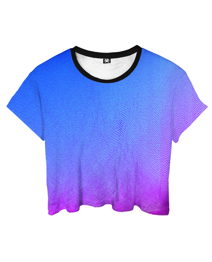 Moodring Crop Top