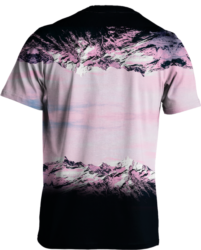 All Over Print Tee - Lithosphere Tee