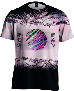 Lithosphere Tee All Over Print Tee T6
