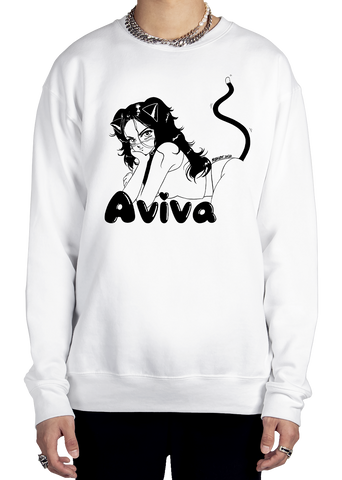 On The Prowl Sweatshirt Graphic Sweatshirt Vapor95