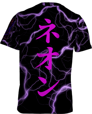 All Over Print Tee - Sailor Saturn Tee