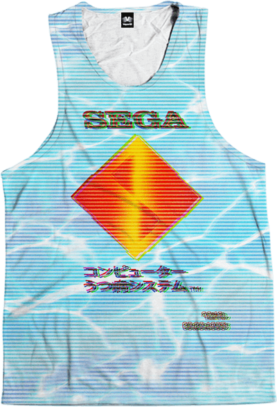Sea Of Dreams Tank Top