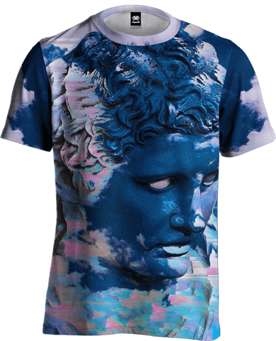 Distorted Visage Tee All Over Print Tee T6