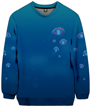 Under The Surface Sweatshirt All Over Print Sweatshirt T6