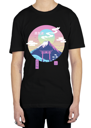 Vapor Shrine Tee Graphic Tee Vapor95