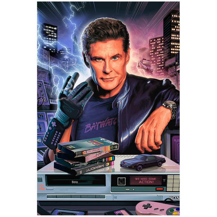 Poster - Power Hoff Poster