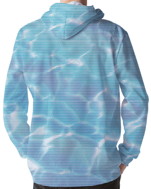 All Over Print Hoodie - Sea Of Dreams Hoodie