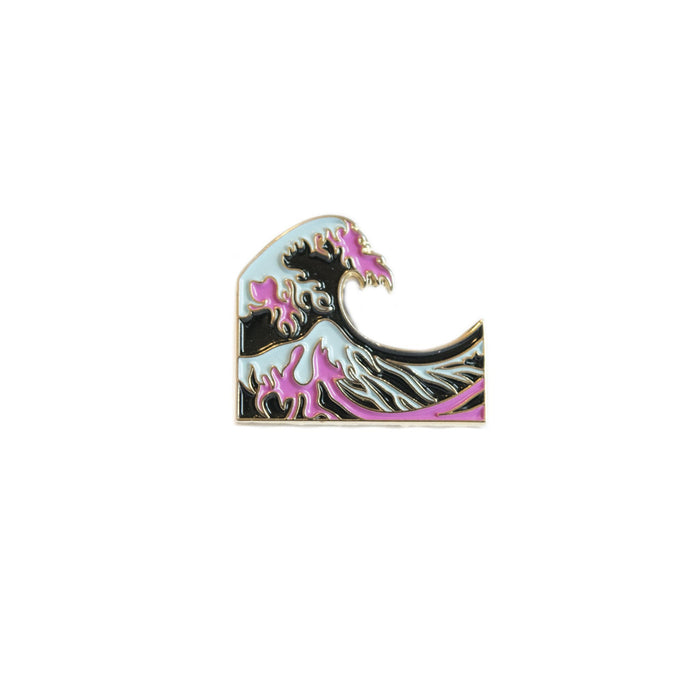 Dark Wave Pin