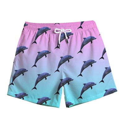Dolphinz Swim Trunks