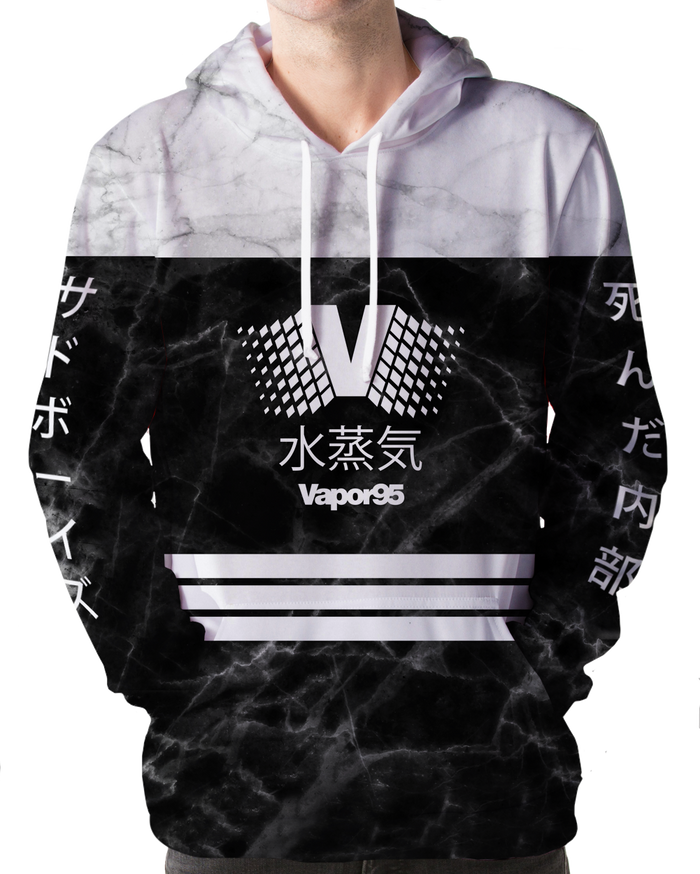 All Over Print Hoodie - Emperor Hoodie
