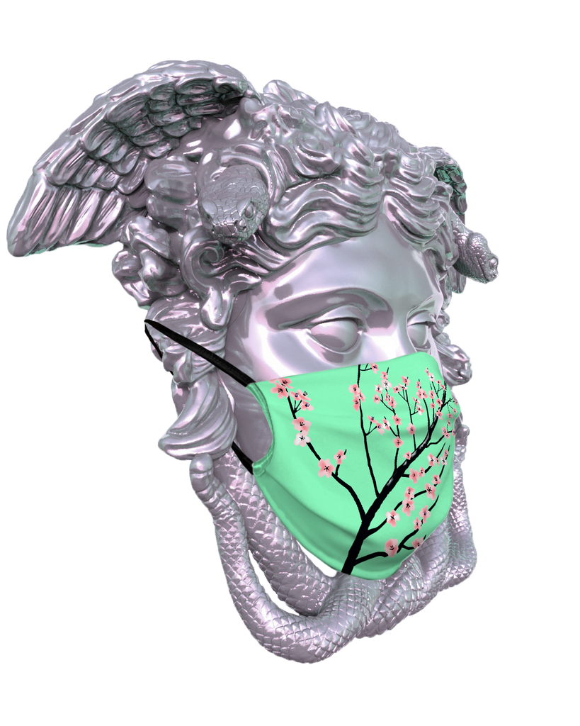 Vapor95 Face mask, fashion mask, cool mask, mask with the print