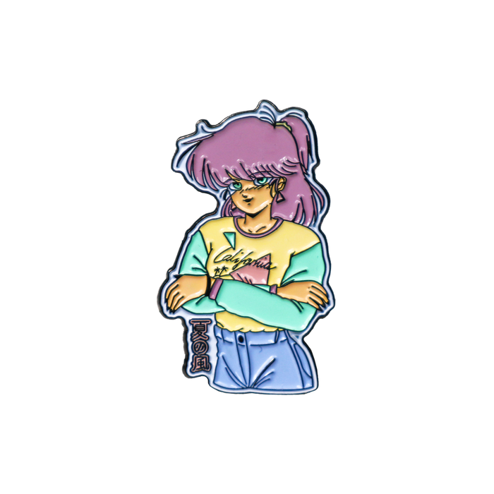 Mall Rat Molly Pin by Vapor95, Vaporwave, Retro, Unique