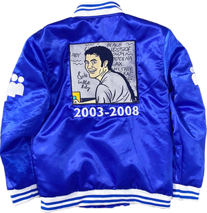 Custom Bomber Jacket - MySpace Bomber Jacket