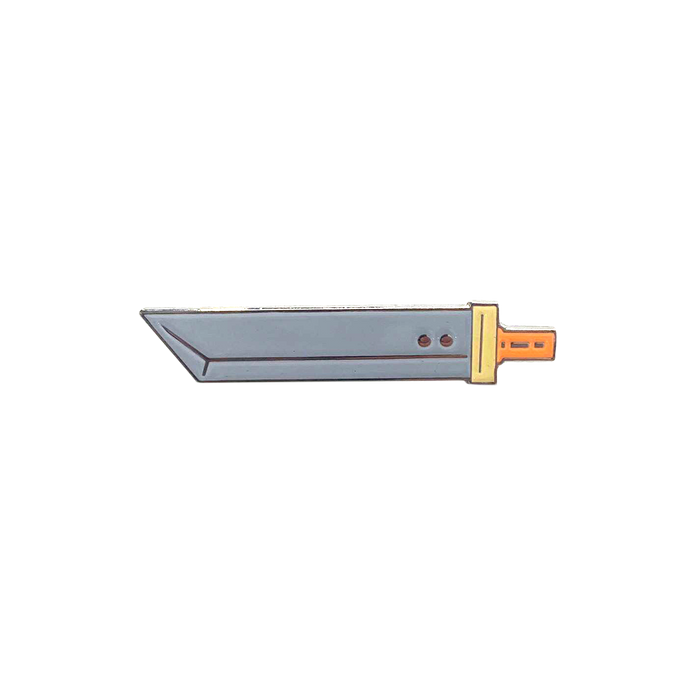 Pin - Buster Sword Pin