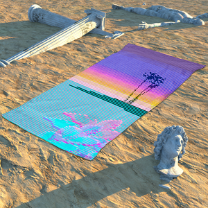 Towel - Scanset Beach Towel