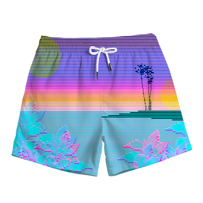 Scanset Swim Trunks Swim Trunks T6