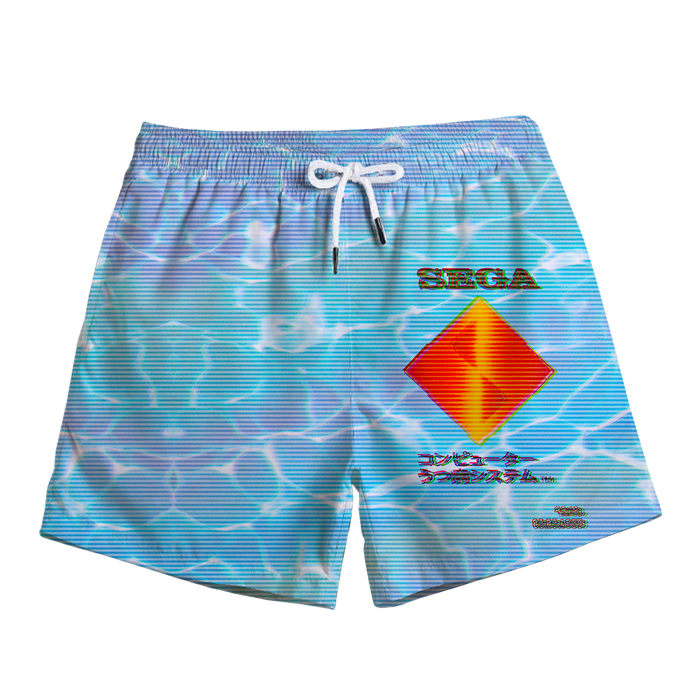 Sea of Dreams Swim Trunks