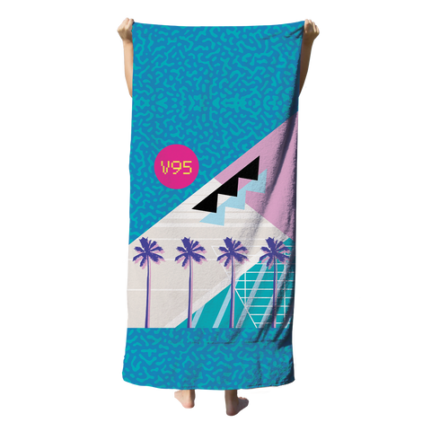 Simple Pleasures Beach Towel Towel T6