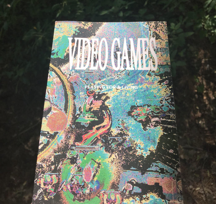 Book - Video Games: Playing For A Living Book