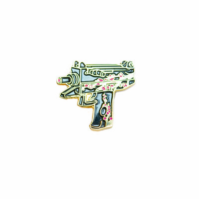 Dark Uzi Pin