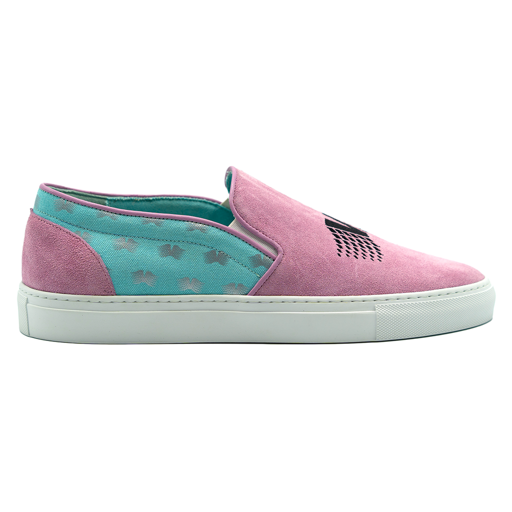 Pastel Dream Slip On Shoe