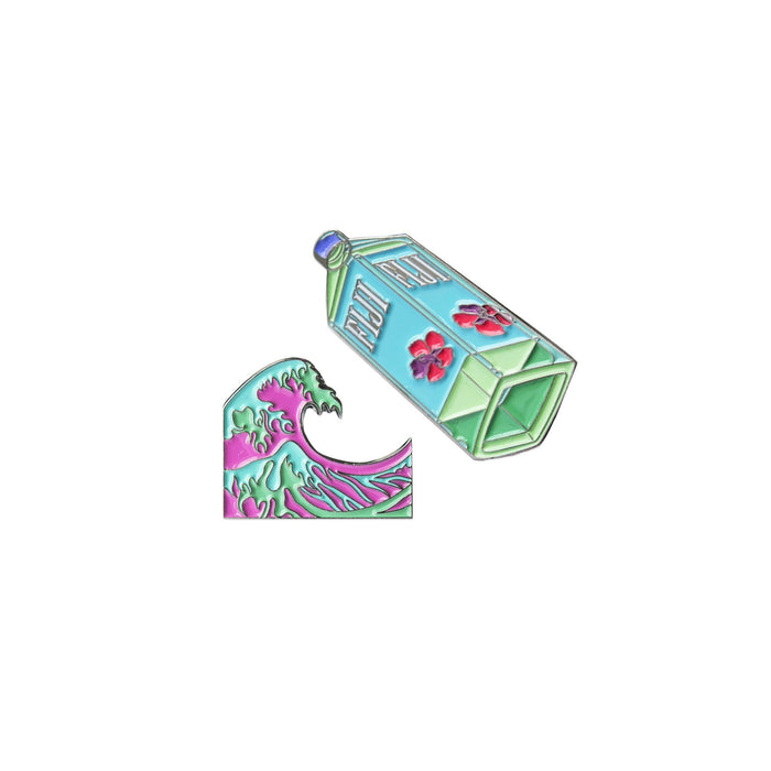 Pure Waters Pin Set