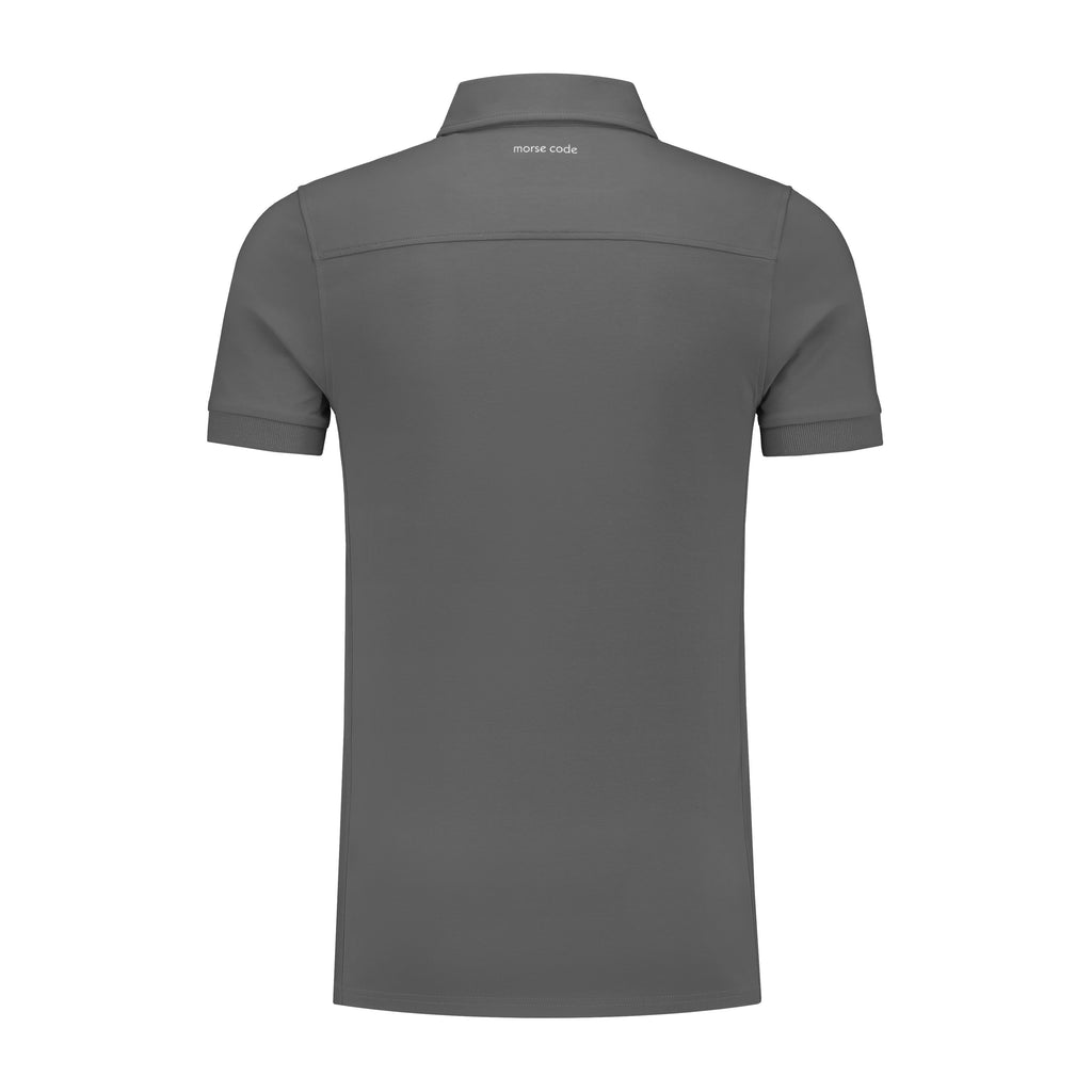 ALPHA1 - JERSEY STRETCH - ASPHALT GREY