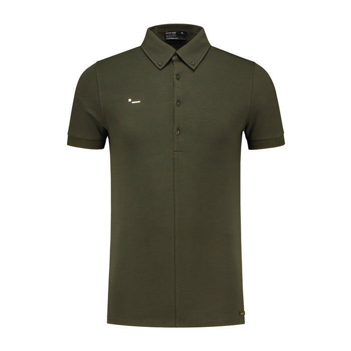 ALPHA1 - JERSEY STRETCH - MILITARY OLIVE