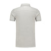 ALPHA1 - PIQUE STRETCH - LIGHT GREY MALEE