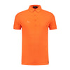 ALPHA1 - PIQUE STRETCH - ORANGE