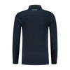 ALPHA 2 - LONG SLEEVE - JERSEY STRETCH - DARK BLUE