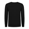 HOTEL1 - BRAND SWEAT - BLACK
