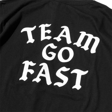 HARD LUCK T-SHIRT - TEAM GO FAST - The Drive