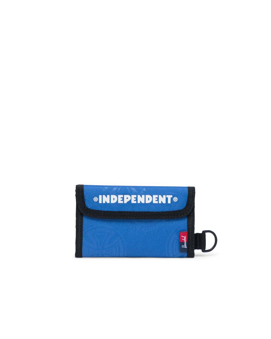 HERSCHEL INDEPENDENT FAIRWAY WALLET MUTICROSS AMPARO BLUE - Seo Optimizer Test