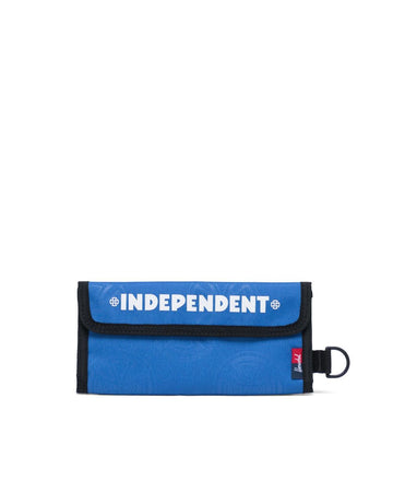HERSCHEL INDEPENDENT SMITH WALLET AMPARO BLUE - Seo Optimizer Test