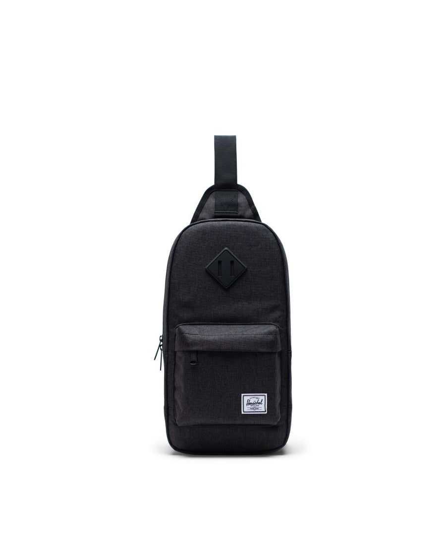 HERSCHEL HERITAGE SHOULDER BAG BLACK CROSSHATCH - Seo Optimizer Test