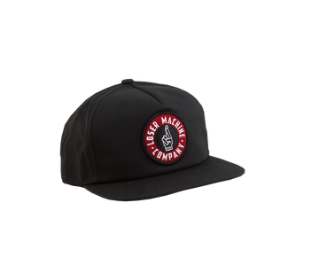 LOSER GOOD LUCK SNAPBACK HAT BLACK - Seo Optimizer Test