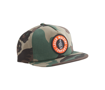 LOSER GOOD LUCK SNAPBACK HAT CAMO - Seo Optimizer Test